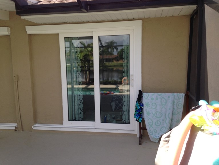Vinyl Hurricane Impact Windows Lakeland