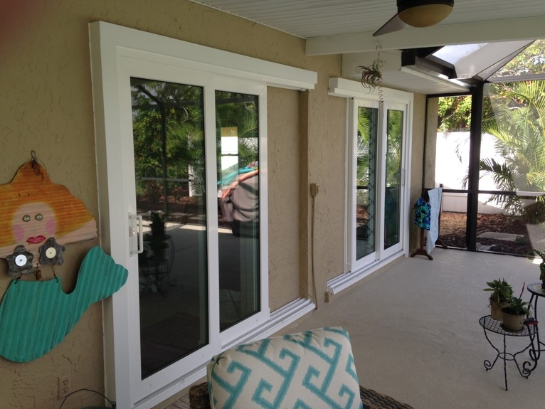 Vinyl Hurricane Impact Windows Valrico