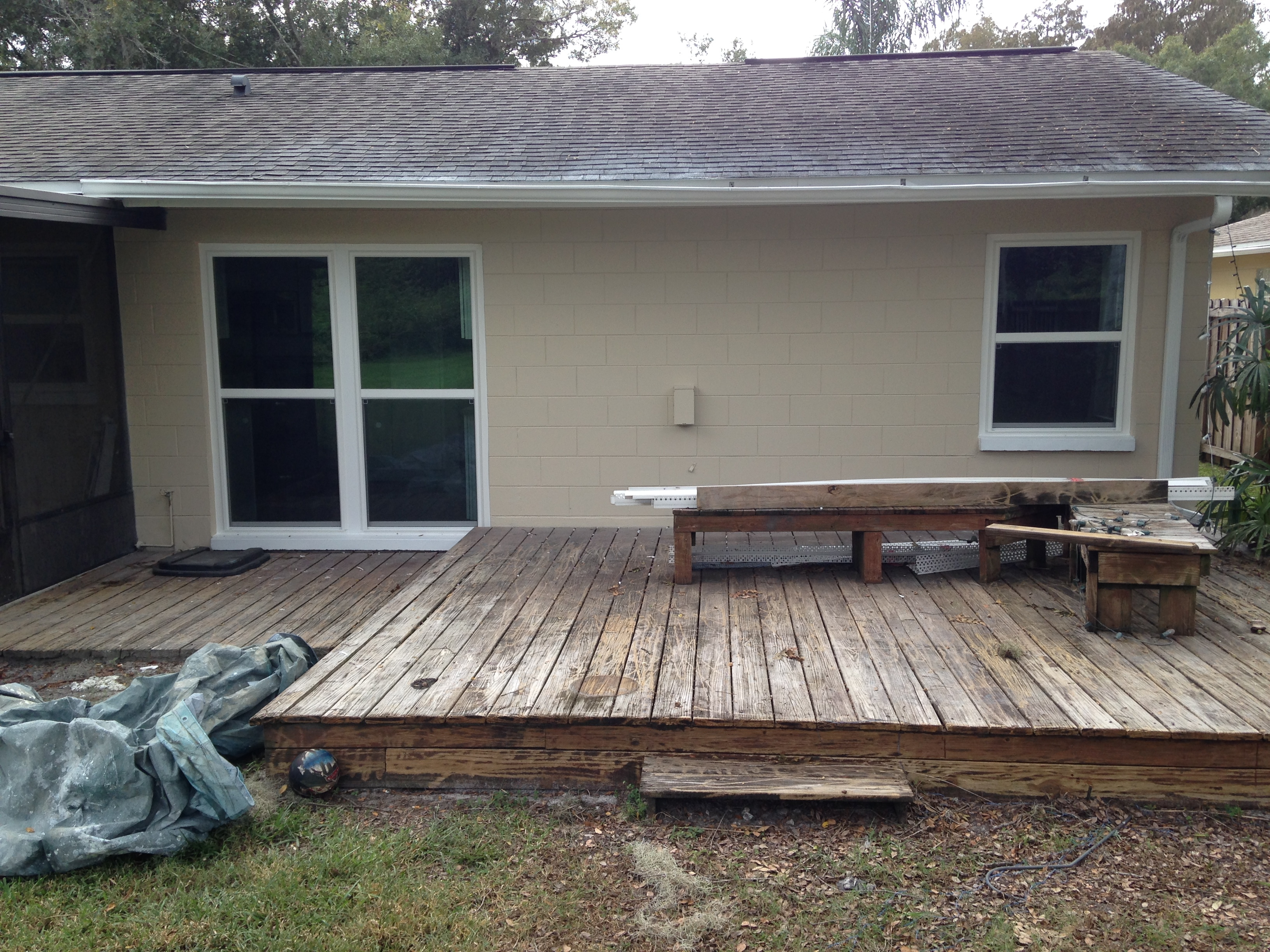 Vinyl Windows Tampa After