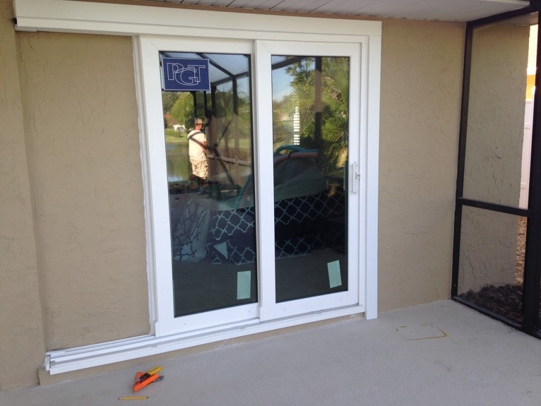 Vinyl Hurricane Impact Windows Clearwate